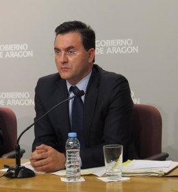 El Director General De Gestión Forestal Del Gobierno De Aragón, Roque Vicente