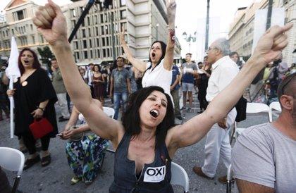 El 'no' se impone en el referéndum de Grecia