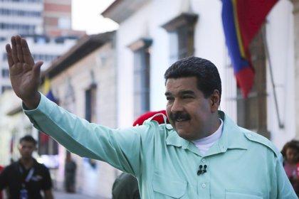 """Maduro felicita a Grecia por la """"victoria"""" contra el """"terrorismo financiero del FMI"""""""