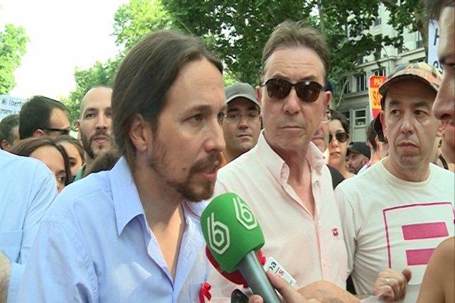 """Iglesias: """"Es un día de orgullo pero queda mucho camino"""""""