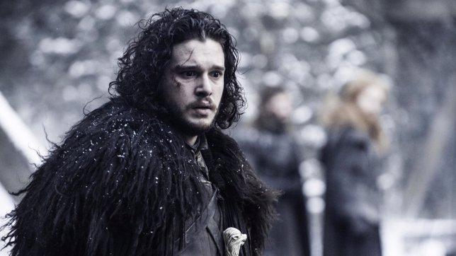 Los fans de Juego de tronos se aferran a la melena de Kit Harington (Jon Nieve)