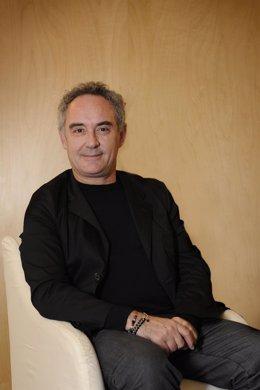 Ferran Adrià (Archivo)