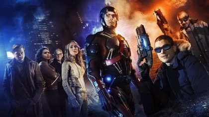 Brutal imagen de Legends of Tomorrow, spin-off de Arrow y The Flash