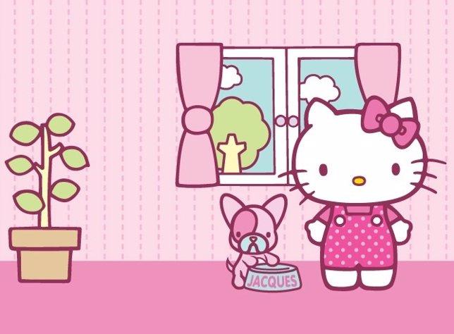 Hello Kitty tendrá su propia película en 2019