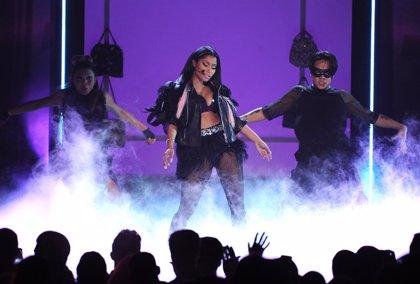 Nicki Minaj llega dos horas tarde a una actuación por un atasco de tráfico