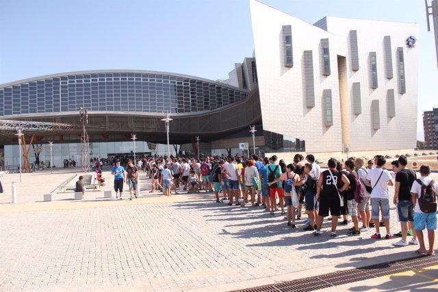 Gamepolis feria videojuegos Palacio Ferias Málaga Fycma