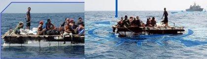 Marina de México rescata a 12 náufragos cubanos al Noroeste de Yucatán