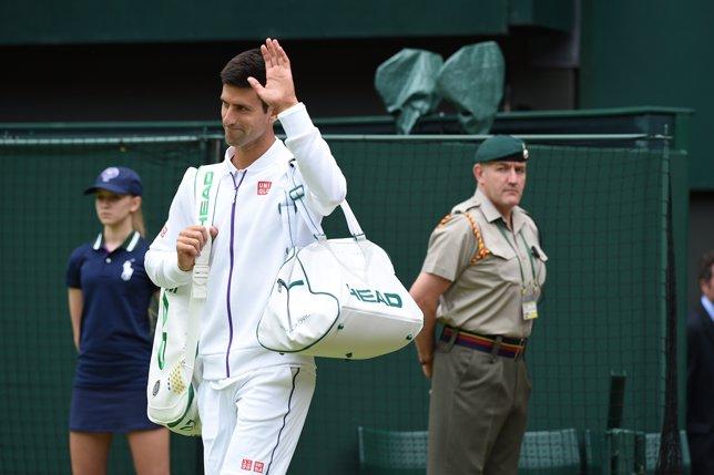 Novak Djokovic, Wimbledon 2015