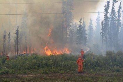 Incendios en Saskatchewan (Canadá) obligan a evacuar 13.000 personas