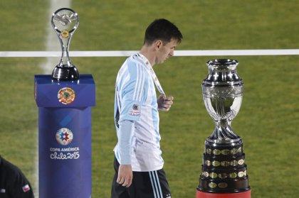 """Messi: """"No hay nada más doloroso en el fútbol que perder una final"""""""