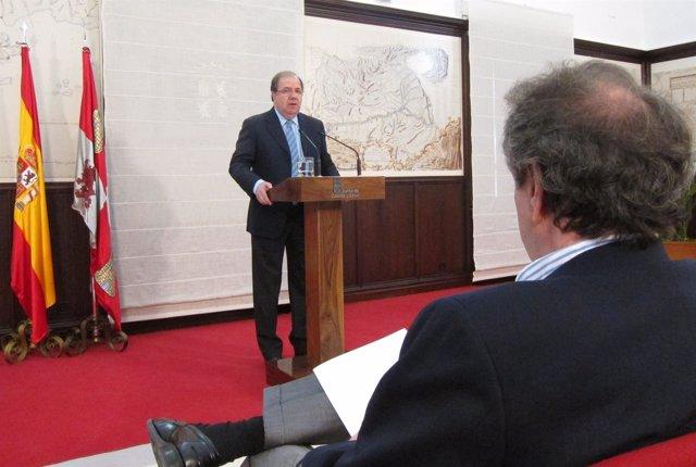 Designación del Gobierno de Juan Vicente Herrera