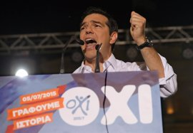 Tsipras intervendrá el miércoles ante el pleno de la Eurocámara