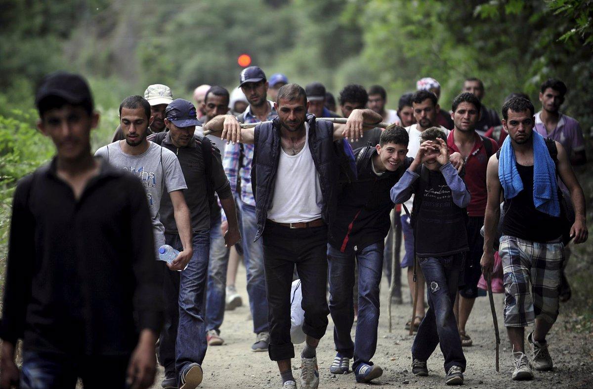 """Los Balcanes, un """"limbo legal"""" para inmigrantes y solicitantes de ..."""