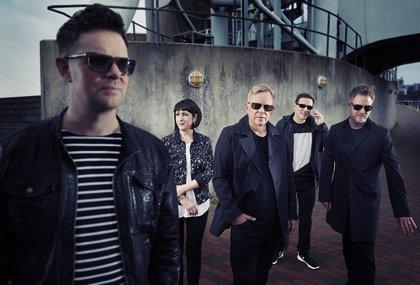 Iggy Pop, Brandon Flowers y La Roux cantan en el nuevo disco de New Order