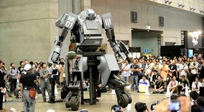 Robots gigantes de Japón y EEUU se enfrentarán en la primera batalla de androides