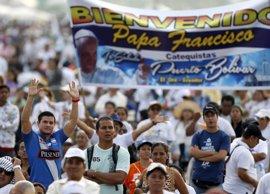 """El Papa pide """"diálogo"""" en Latinoamérica para acabar con la represión y merma de libertades"""