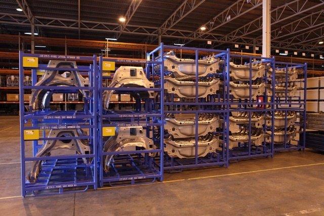 Planta de General Motors en Figueruelas (Zaragoza)