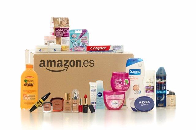 Nuevos productos a la venta en Amazon