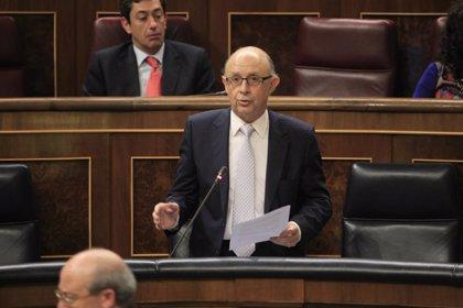 """Los Presupuestos de 2016 confirmarán la """"apuesta"""" del Gobierno por Muface, según Montoro"""