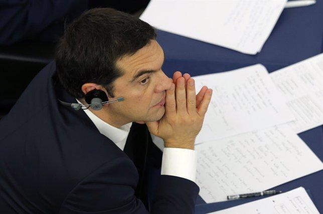 El fondo de rescate europeo recibe la petición formal de Grecia de un nuevo prés