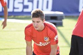 Vietto, gran novedad en el arranque del Atlético