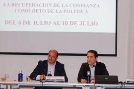 El presidente de Murcia fomentará las consultas ciudadanas