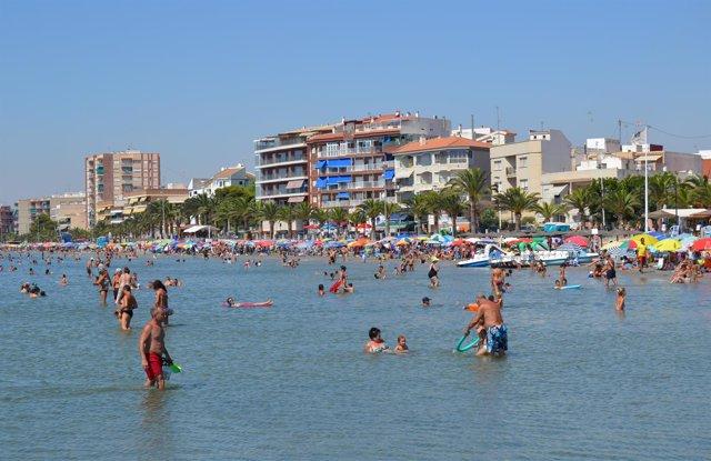 Playa de San Pedro del Pinatar