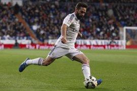 Carvajal renueva con el Real Madrid