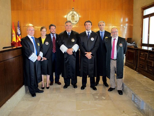 Fiscales con destino en Baleares