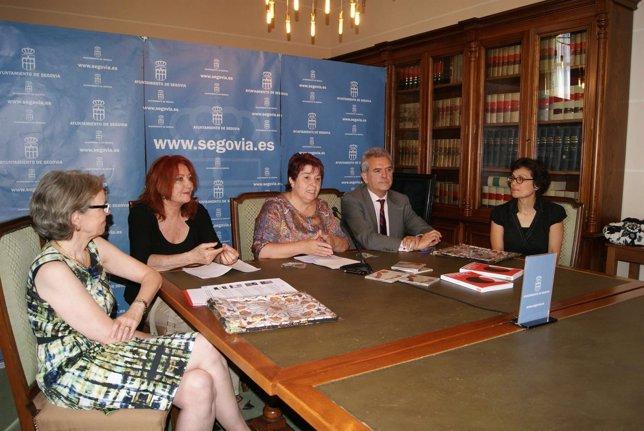 Presentación del avance del Hay Festival Segovia