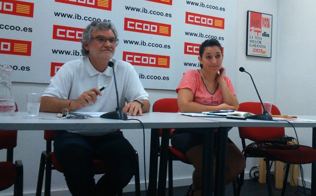Lezcano y Vicens de CCOO