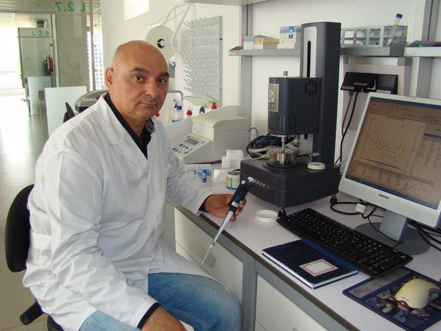 José Carlos Rodríguez Cabello, coordinador del proyecto