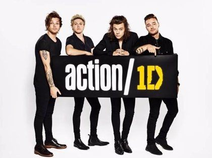 One Direction lanza el manifiesto #action1D por un mundo mejor para el futuro