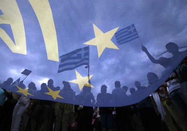 Grecia, Europa, protestas, crisis,