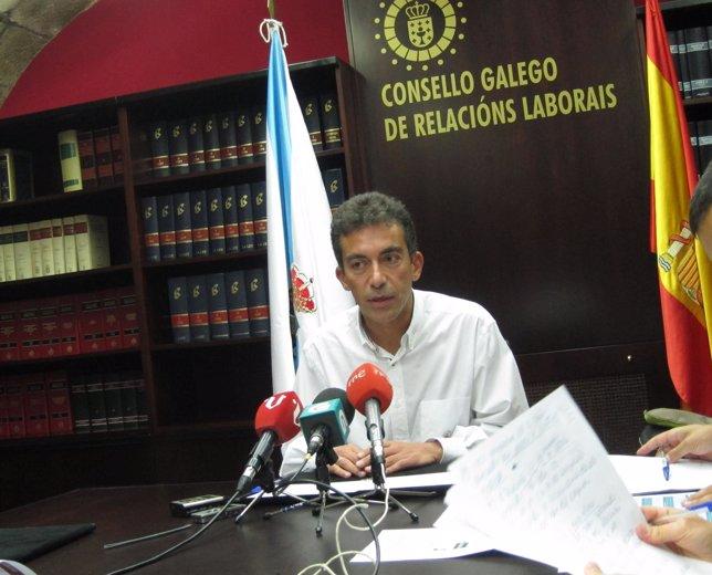 Presidente del Consello Galego de Relacións Laborais