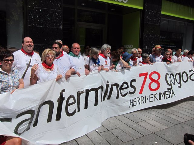 Sanfermines 78 Gogoan.