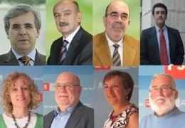 Consejeros del Gobierno de Cantabria