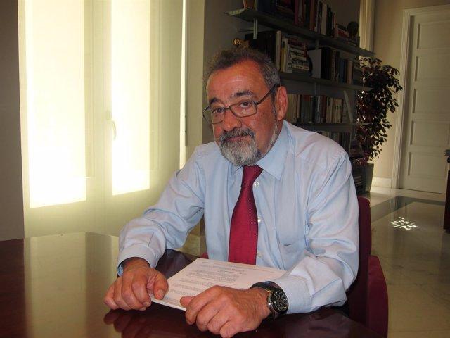 José Vicente González, en imagen de archivo.