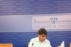 """Yagüe afirma que """"no hay una guerra abierta"""" en Podemos por las primarias y que irán """"en bloque"""" a las generales"""