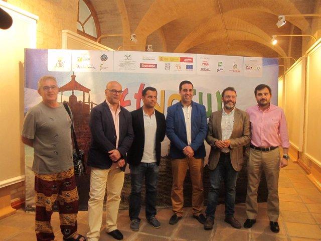 Presentación de Etnosur 2015