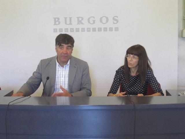 Presentación del Burgos International Music Festival