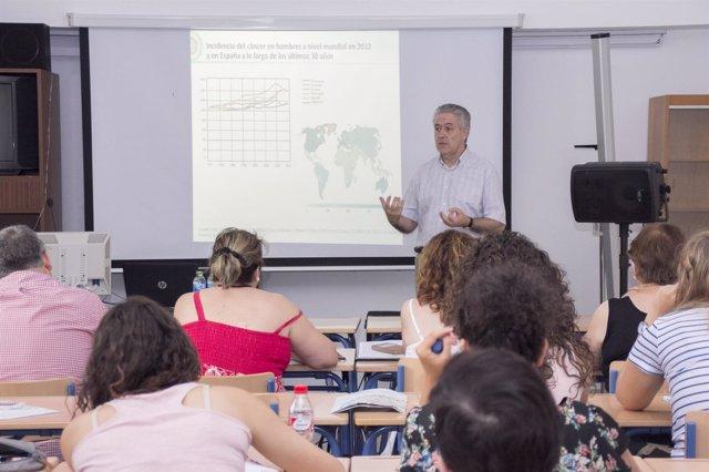 Archidona cursos verano uma cáncer oncólogos españa