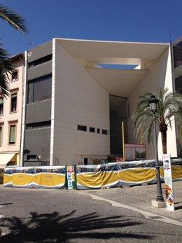 El Centro Federico García Lorca, hoy, 12 de agosto