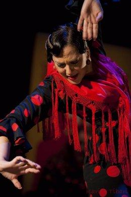 La Choni en '24 Grados Flamenco'