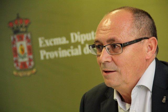 Diputado de Asistencia a Municipios en funciones,  José Antonio González  Alcalá