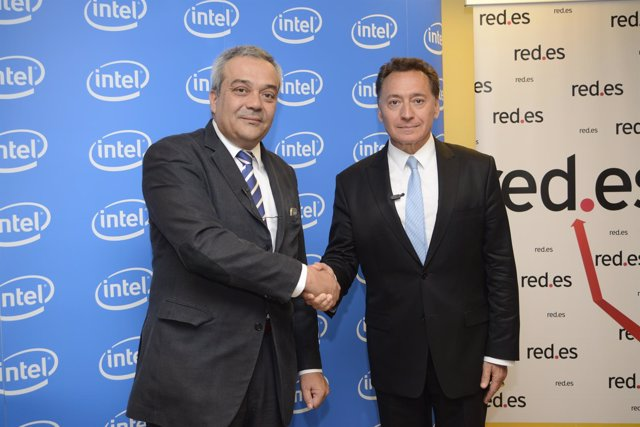 Acuerdo Intel y Red.ES