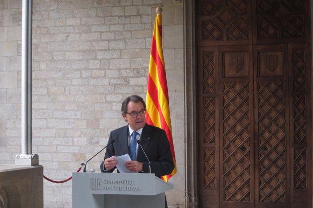 Artur Mas (Archivo)