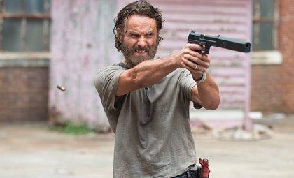 The Walking Dead: Primera imagen de Rick en la 6ª temporada