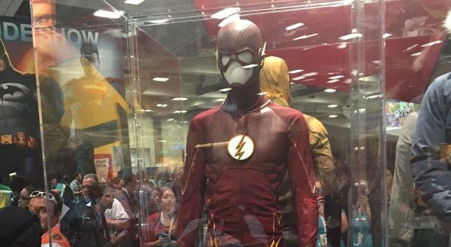 Comic-Con 2015: Flash lucirá nuevo traje en su segunda temporada