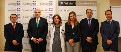 Obra Social 'La Caixa' y F. Investigación HM Hospitales colaboran en Oncología Pediátrica